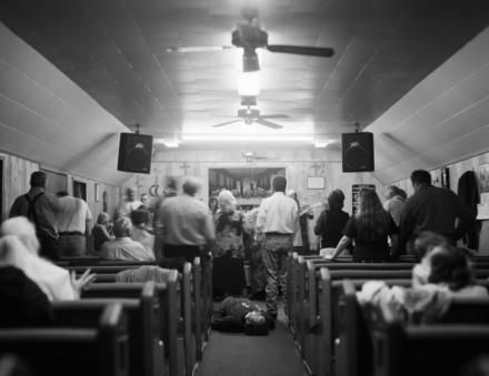 Pentecostal Service, Jolo, WV 2004
